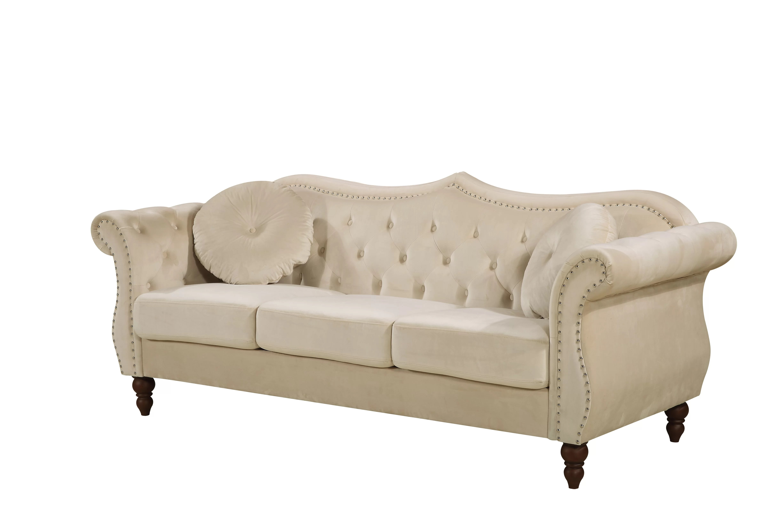 Tufted Velvet Sofas You Ll Love In 2020 Wayfair