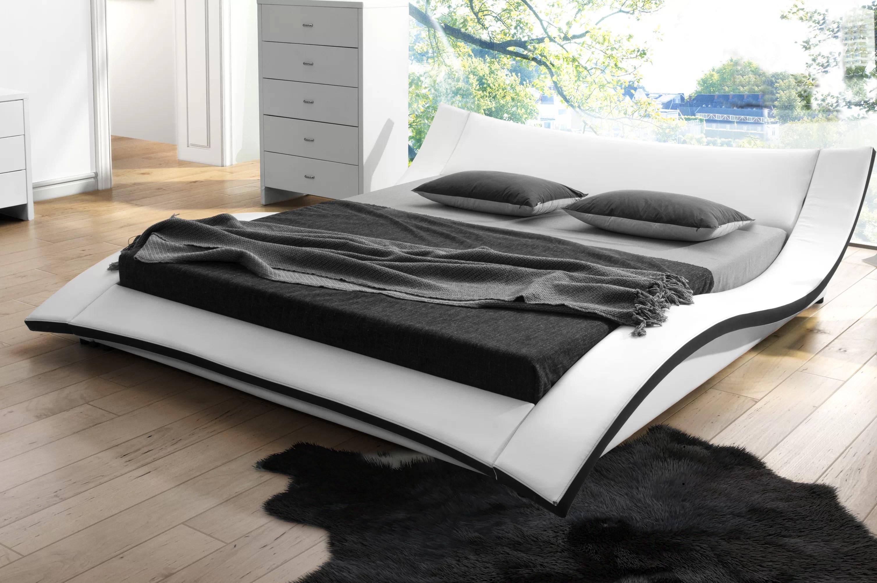 Orren Ellis Harvard Upholstered Platform Bed Reviews