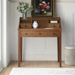Hardwicke Secretary Desk With Hutch Reviews