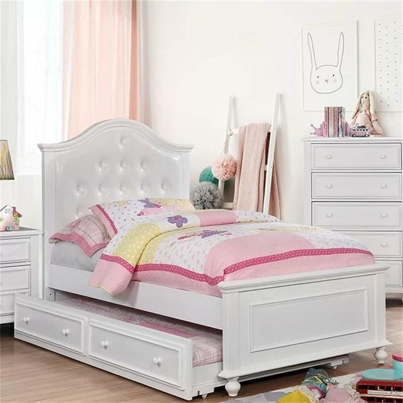 hickman twin platform configurable bedroom set