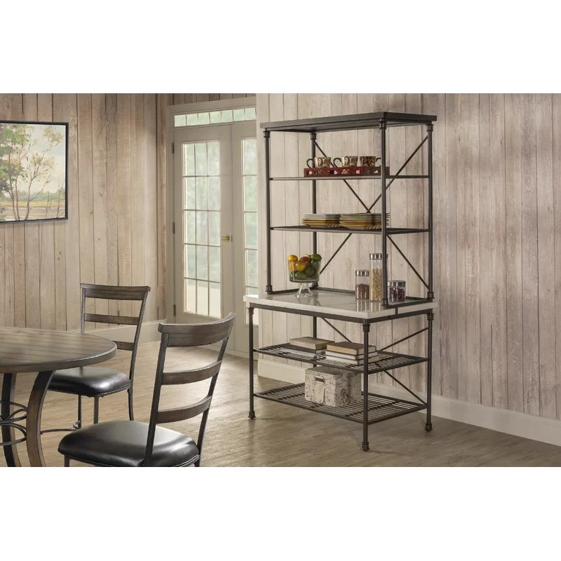 castille 40 steel standard baker s rack with microwave compatibility