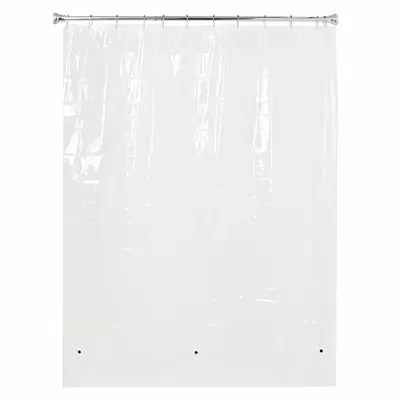 n y home magnetic shower curtain