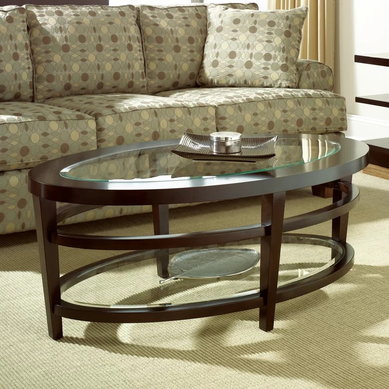 Brodus Coffee Table with Storage