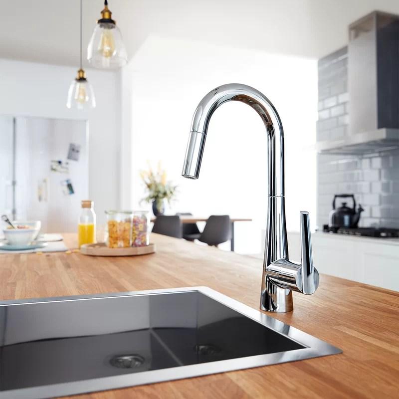 ladylux l2 single handle kitchen faucet