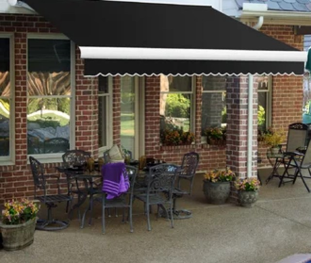 Popular Types Of Awnings