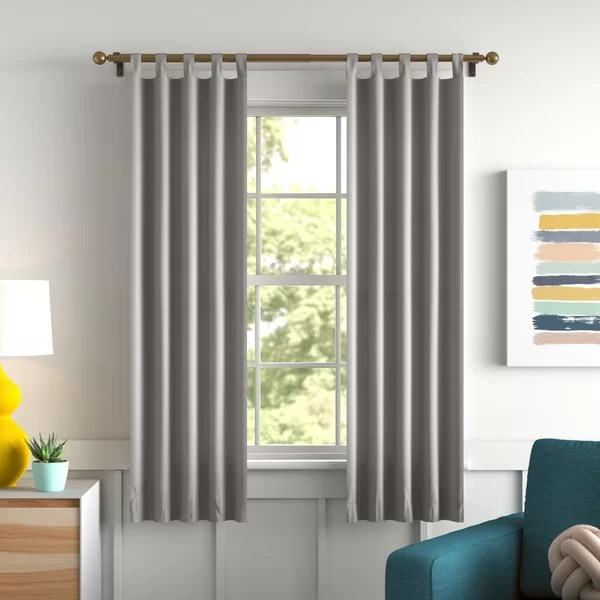 10 foot curtains