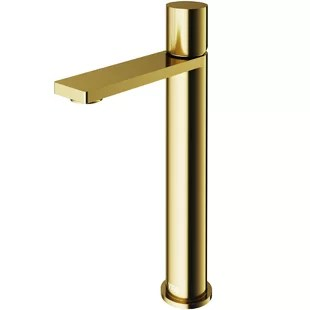 modern gold bathroom sink faucets