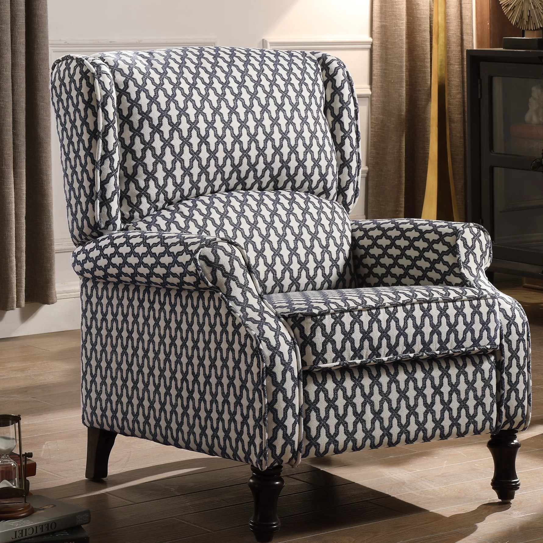 Patterned Recliners You Ll Love In 2020 Wayfair
