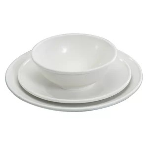 microwave 3 piece place setting service for 1