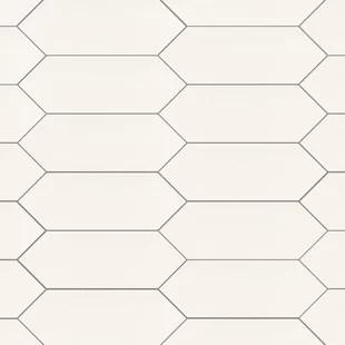 volant 4 x 12 beveled porcelain wall floor tile