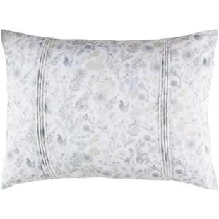 floral pillow shams euro shams