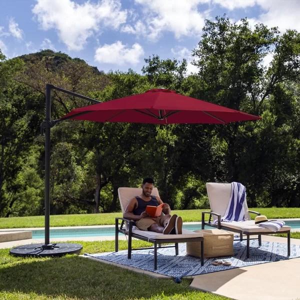 wind proof patio umbrella