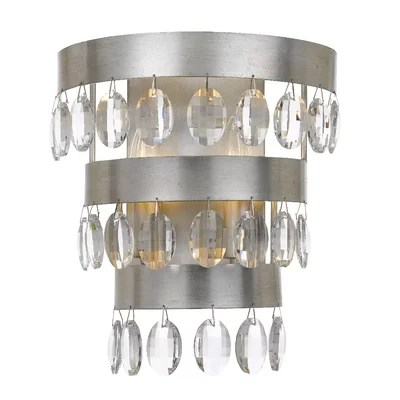 Non Hard Wired Wall Sconce | Wayfair on Non Wired Wall Sconces id=82690