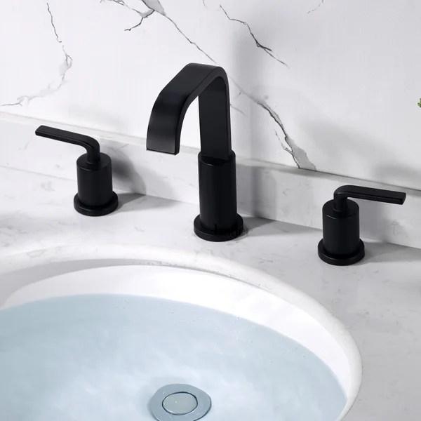 8 inch widespread faucet