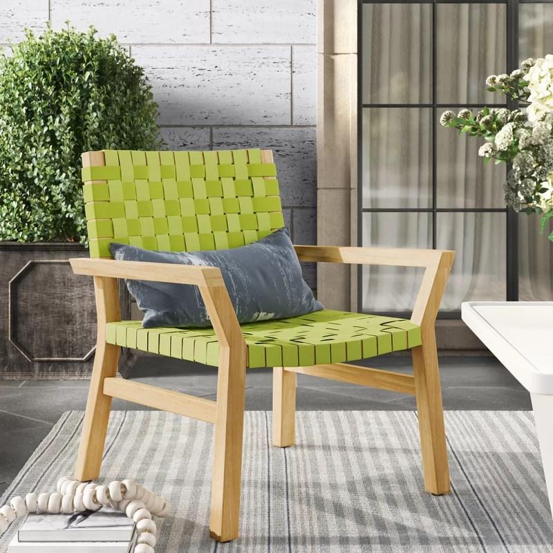 tadlow teak patio chair