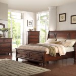 Darby Home Co Vitela Queen Standard Solid Wood 4 Piece Bedroom Set Reviews