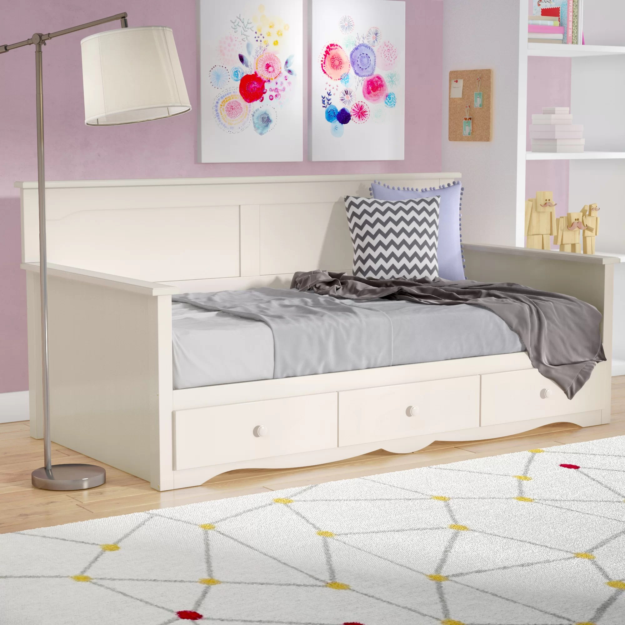 Kids Daybeds Up To 60 Off Through 12 21 Wayfair