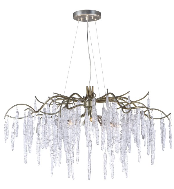 crystal chandelier tiered # 49