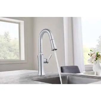 blanco atura pull down bar faucet