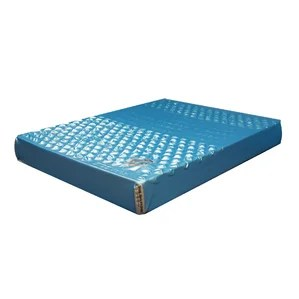Double Wall Leak Proof Patented Waterbed Mattress Hydro Support 1800dw