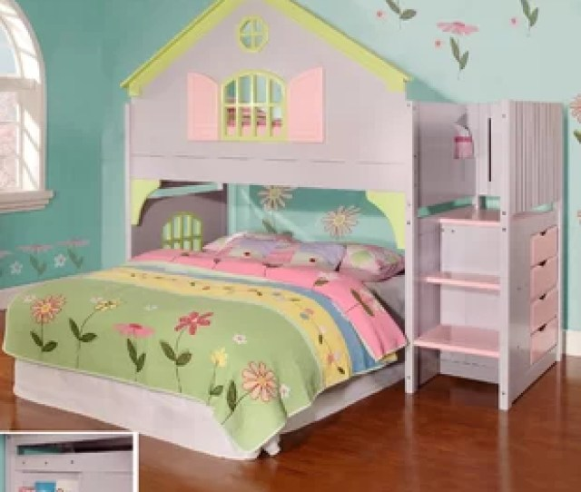 Izquierdo Twin Over Twin Bunk Bed With Drawers