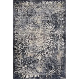 Nicole Miller Home Decor   Wayfair Nicole Miller Palmer Elly Gray Area Rug