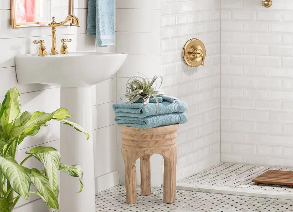 how to install a bathroom sink wayfair