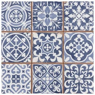 faventie 13 x 13 ceramic wall floor tile
