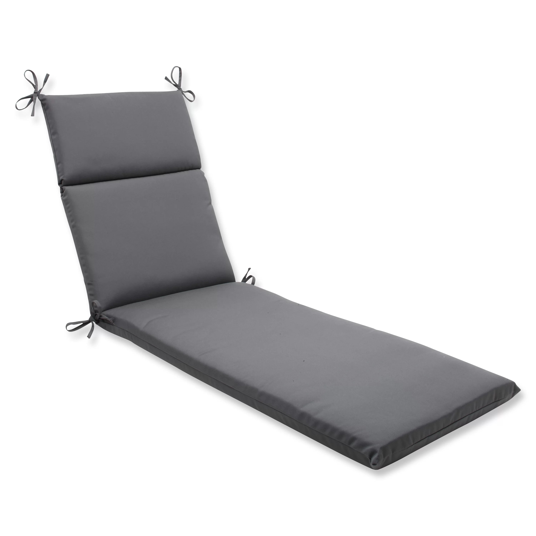 Siu Indoor Outdoor Sunbrella Chaise Lounge Cushion Reviews Joss Main