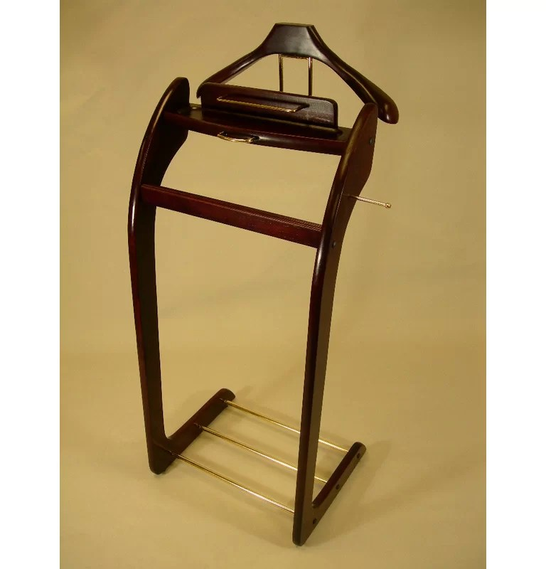 Mens Valet Stand With Drawer