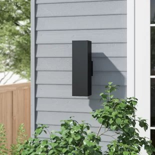 rozella 2 light outdoor armed sconce