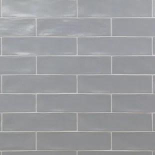 strait 3 x 12 ceramic subway tile