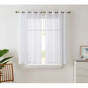 set 2 curtains drapes you ll love in