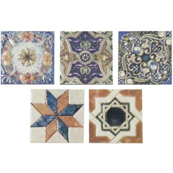 accent decorative tiles