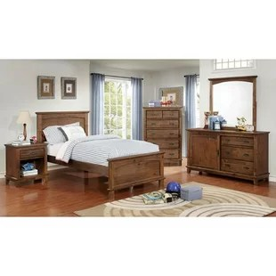Home Image Brinley Panel Bed Houseofart