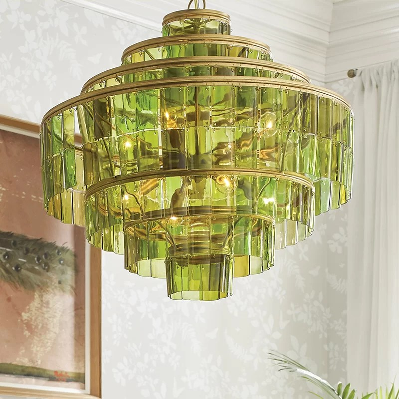 luxury lighting perigold