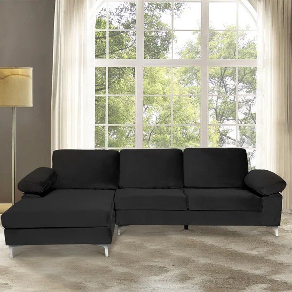 extra deep sectional sofas