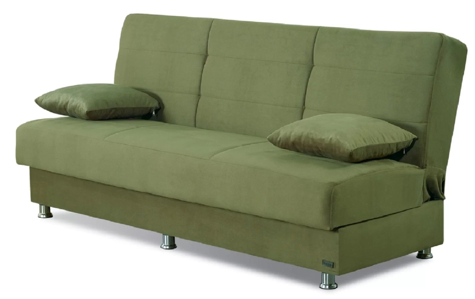 brookhurst 75 armless sleeper sofa bed