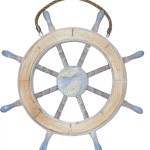Breakwater Bay Nautical Ship Wheel Wall Decor Reviews Wayfair