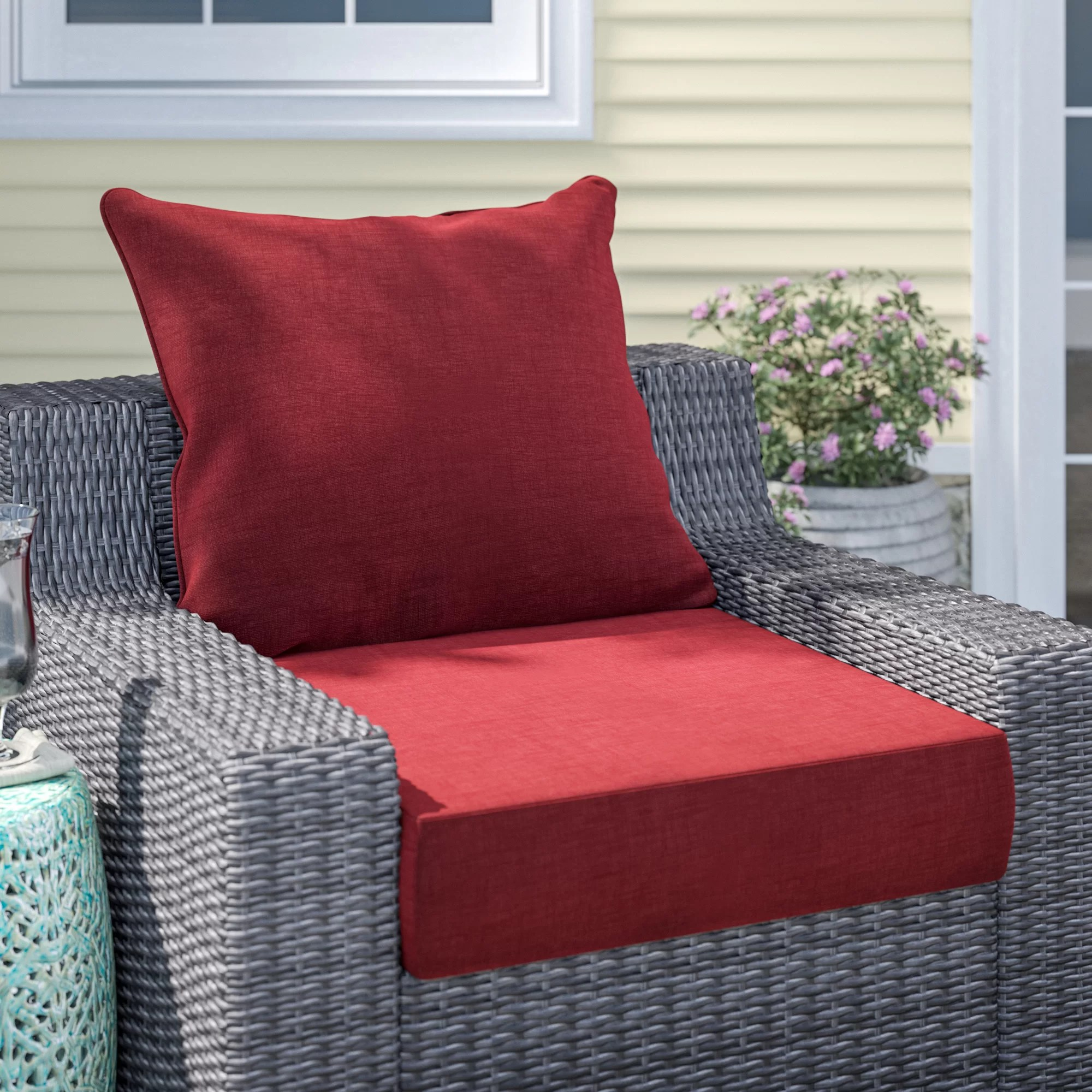 patio furniture cushions outdoor