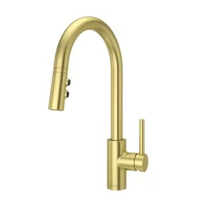 gold kitchen faucets free shipping