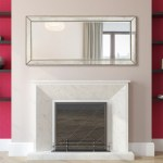 Charlton Home Dansfield Traditional Beveled Accent Mirror Reviews Wayfair