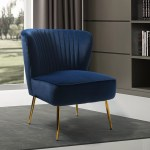 Navy Accent Chairs You Ll Love In 2020 Wayfair