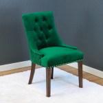 Willa Arlo Interiors Bernyce Velvet Upholstered Dining Chair Reviews Wayfair