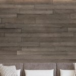 Porpora 5 X 45 Reclaimed Peel And Stick Solid Wood Wall Paneling In Gray Wayfair