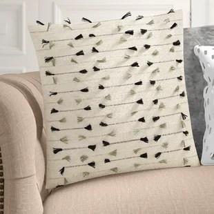 rankins cotton throw pillow cover