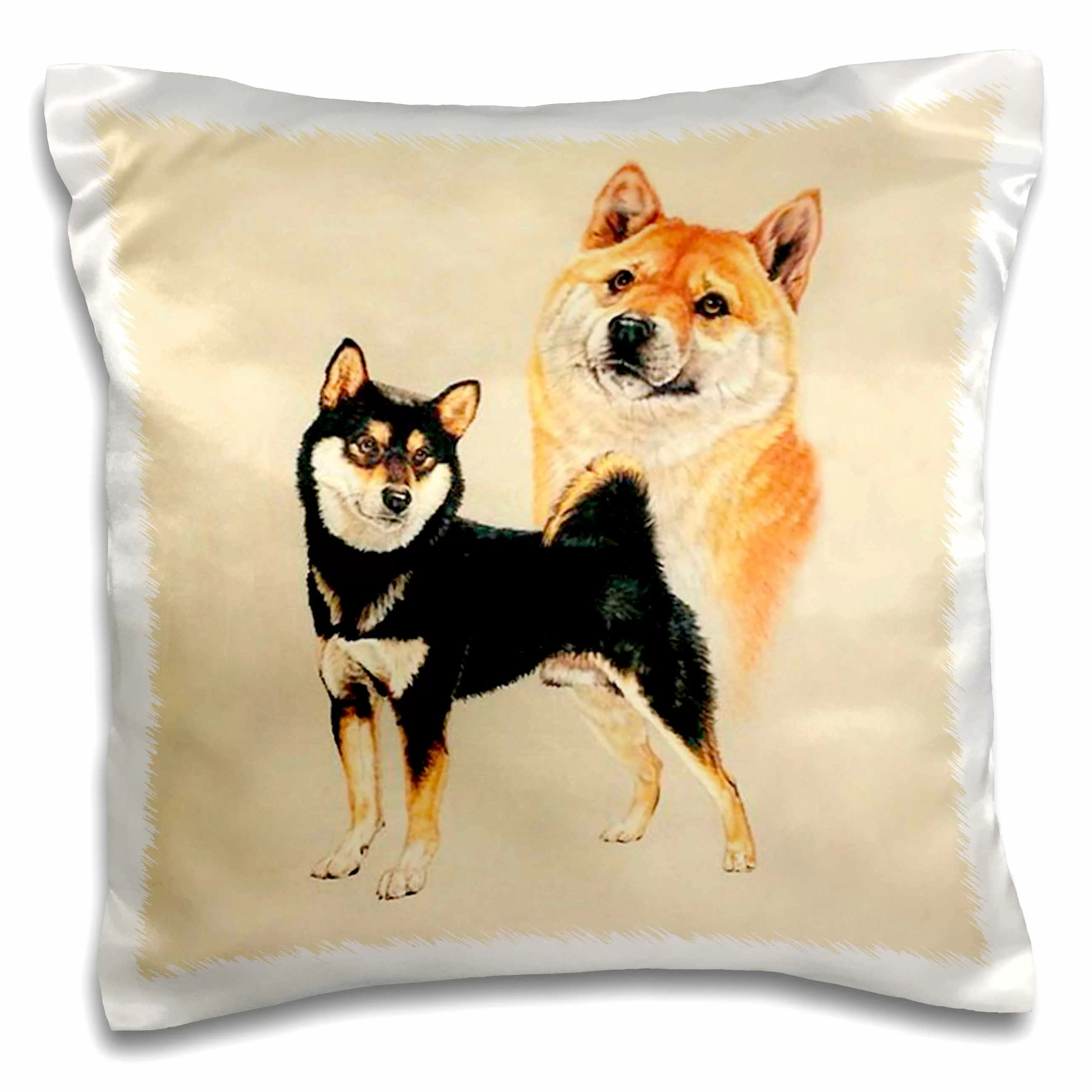 shiba inu pillow online