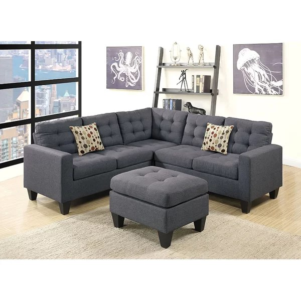 84 inch sectional