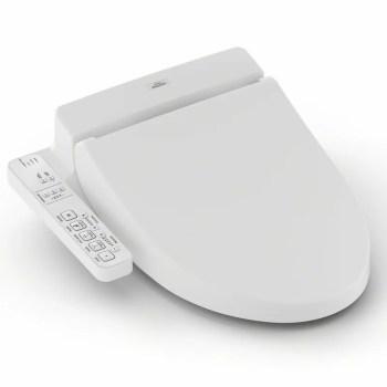 Washlet C100 Elongated Toilet Seat Bidet