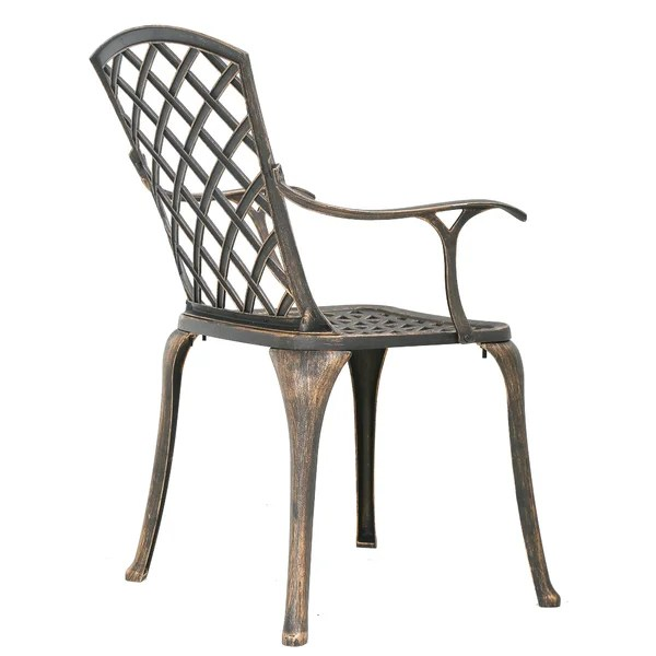 rod iron patio furniture
